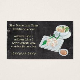Noodle House Business Card