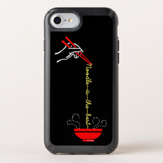 Noodle is the best speck iPhone case