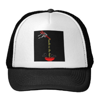Noodle is the best trucker hat