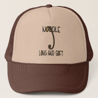 Noodle Long and Soft Trucker Hat