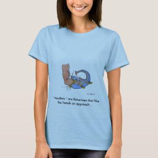 """ Noodlers 1 "" Ladies... T-Shirt"