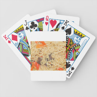 Noodles Bicycle Playing Cards