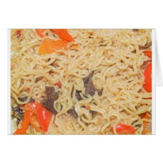 Noodles Card