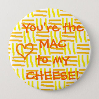noodles, harte2, You're theMACto myCHEESE! Button