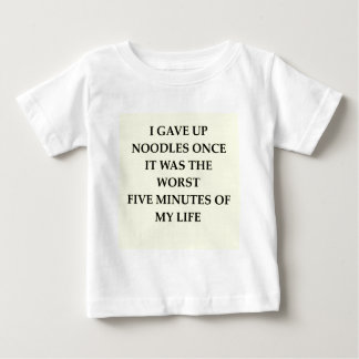 NOODLES.jpg Baby T-Shirt