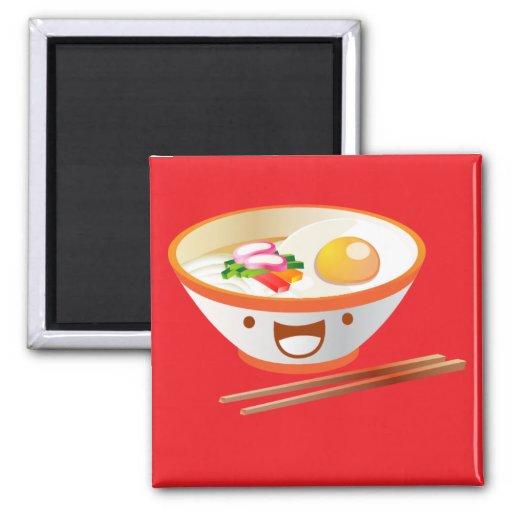 Noodles Refrigerator Magnet