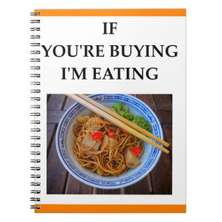 noodles notebook