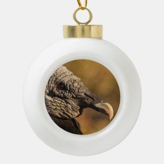 Nooks & Crannies Ceramic Ball Christmas Ornament