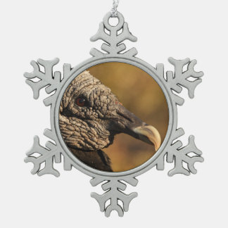 Nooks & Crannies Snowflake Pewter Christmas Ornament