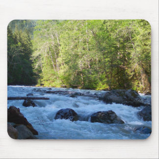 Nooksack River Mouse Pad