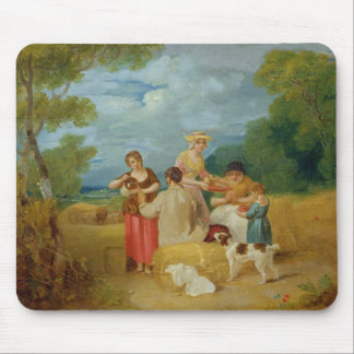 Noon, 1799 (oil on canvas) mouse pad