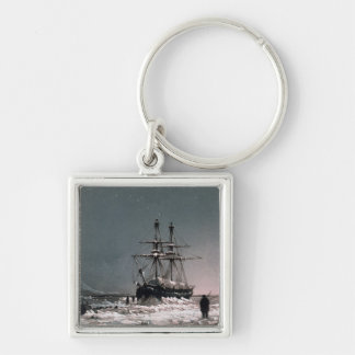 Noon: In Mid-Winter, Port Leopold, from 'Ten Colou Keychain