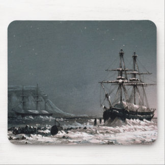 Noon: In Mid-Winter, Port Leopold, from 'Ten Colou Mouse Pad