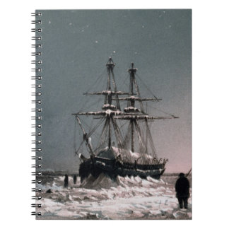 Noon: In Mid-Winter, Port Leopold, from 'Ten Colou Notebook