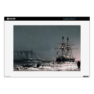 Noon: In Mid-Winter, Port Leopold, from 'Ten Colou Laptop Skin