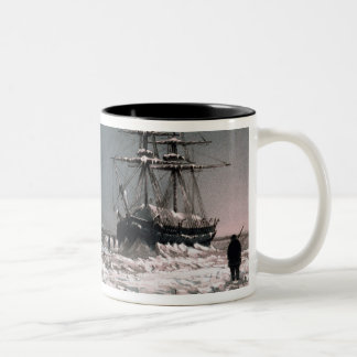 Noon: In Mid-Winter, Port Leopold, from 'Ten Colou Two-Tone Coffee Mug