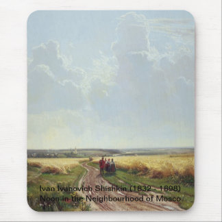 Noon in the Neighbourhood of Mosco Mouse Pad