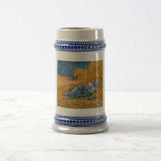 Noon, Rest From Work After Millet Vincent Van Gogh Coffee Mugs