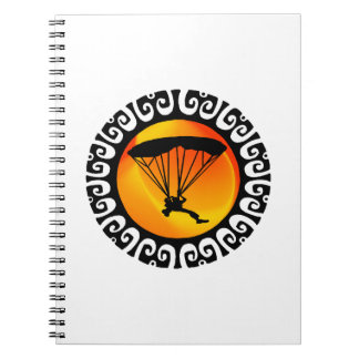 NOON TIME JUMP NOTEBOOK