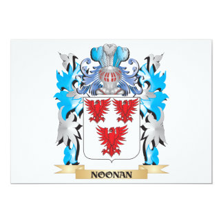 Noonan Coat of Arms - Family Crest Invitations