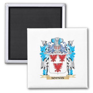 Noonan Coat of Arms - Family Crest Fridge Magnets