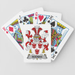 Noonan Family Crest Deck Of Cards