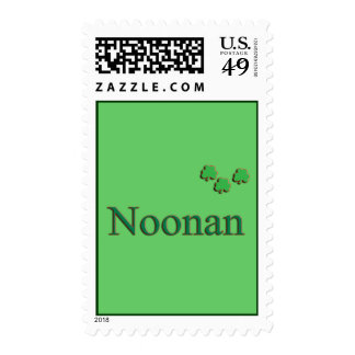 Noonan Family Stamps