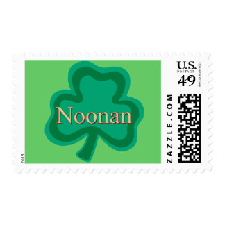 Noonan Family Postage Stamps