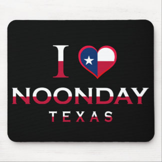 Noonday, Texas Mouse Pad