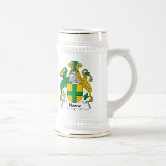 Noone Family Crest Coffee Mugs