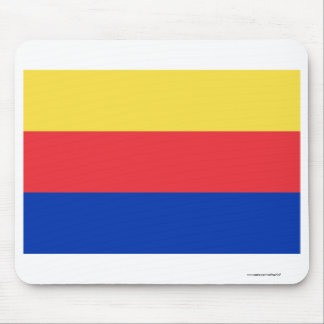 Noord-Holland Flag Mouse Pad