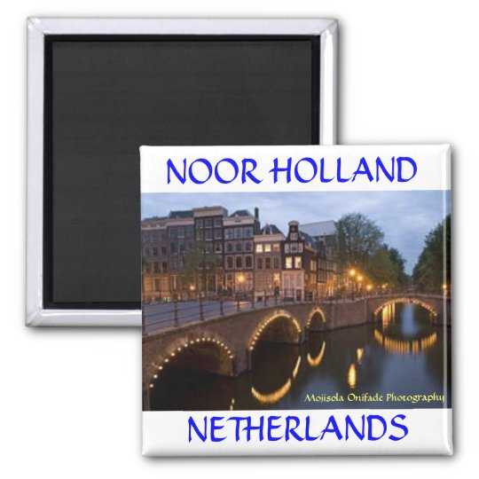 NOORD HOLLAND  Magnet
