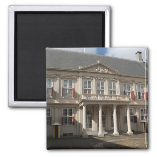 Noordeinde Palace 2 Inch Square Magnet