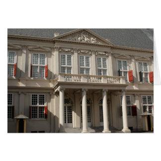 Noordeinde Palace Card