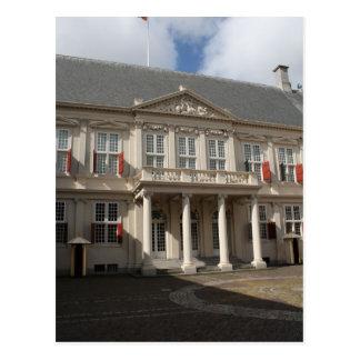 Noordeinde Palace Post Card