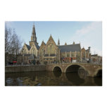 Noorderkerk en Amsterdam los Países Bajos Impresiones