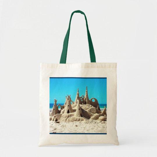 Noosa Beach Sandcastle Beach Bag