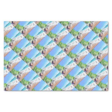 Noosa Boardwalk Tissue Paper