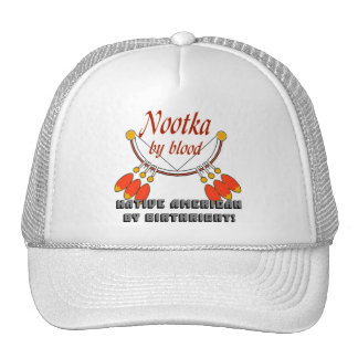 Nootka Trucker Hat