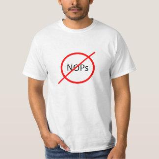 NOP- Assembly Language Programming T-Shirt