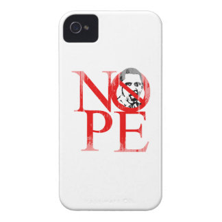 Nope 4 Faded.png iPhone 4 Case-Mate Cases