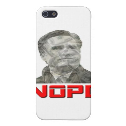 NOPE COVER FOR iPhone 5