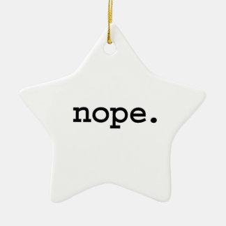 nope. adorno de navidad