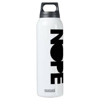 NOPE INSULATED WATER BOTTLE