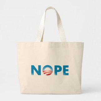 NOPE NO WAY BAGS