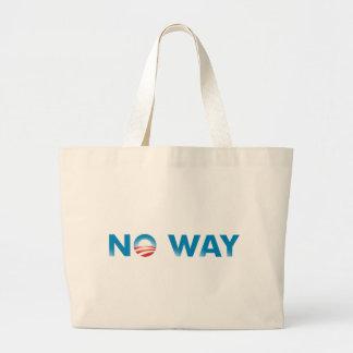NOPE NO WAY BAG