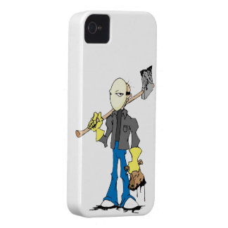 Nope, Nothing Wrong Here. Case-Mate iPhone 4 Case
