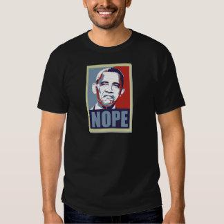 nope obama T-Shirt