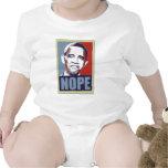 nope obama tee shirt