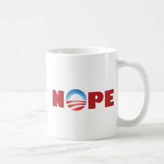 Nope Taza De Café